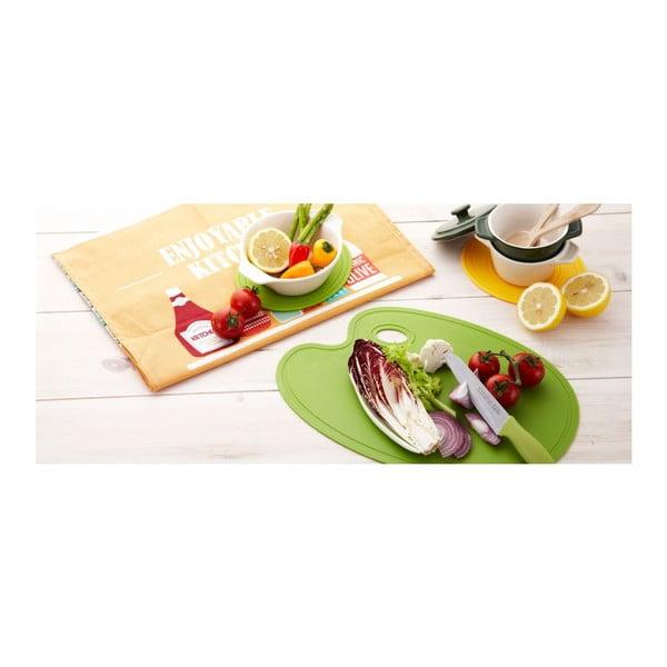 Krájecí prkénko Food Palette Green