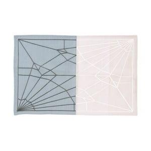 Prostírání Unfolded Blush, 30x45 cm