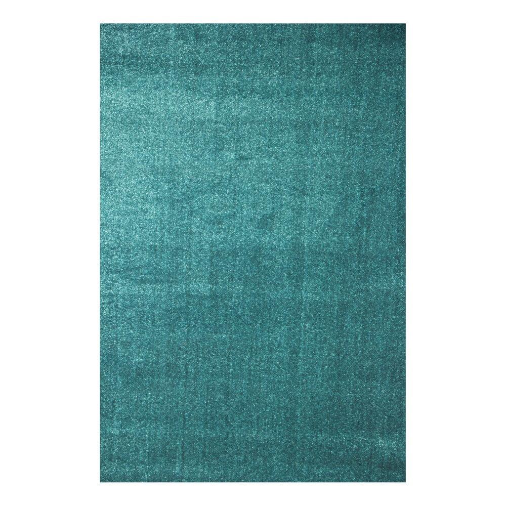 Tyrkysový koberec Young, 120 x 180 cm