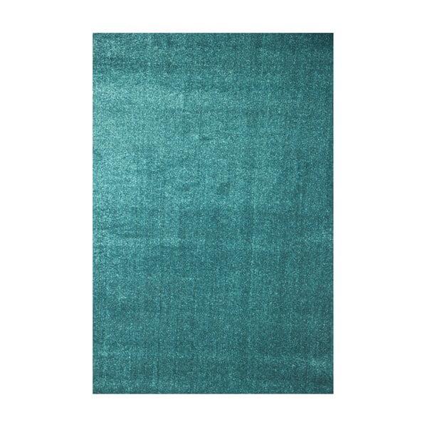 Tyrkysový koberec Young, 120x180cm