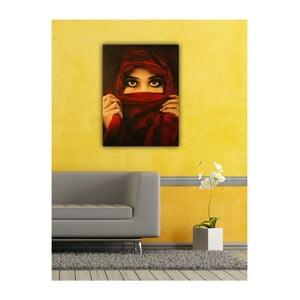 Obraz Zahalená žena, 60x40 cm