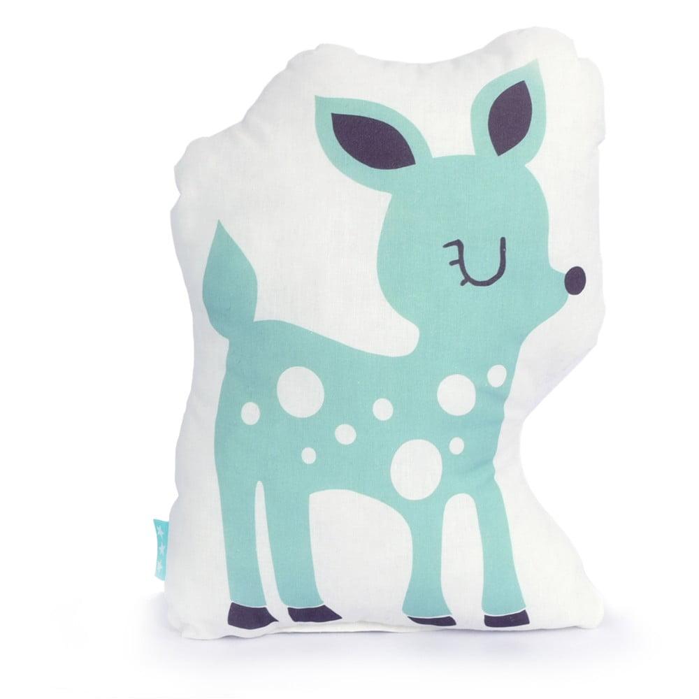 Bavlněný dětský polštářek Moshi Moshi Woodland, 40 x 30 cm