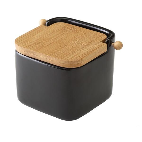 Pojemnik ceramiczny na sól Unimasa Modern, 750 ml