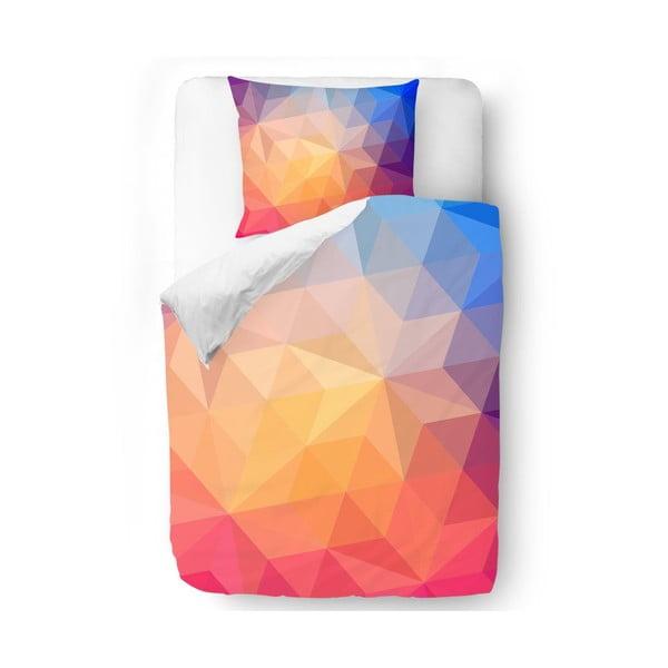 Povlečení Rainbow Origami, 140x200 cm