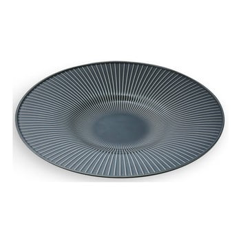Farfurie Kähler Design Hammershoi Dish, 40 cm, antracit