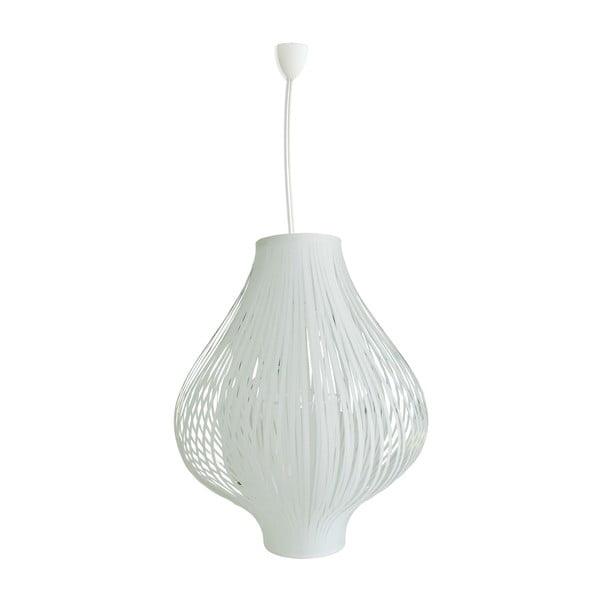 Závěsné světlo White Lampade