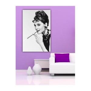 Obraz Audrey Hepburn I, 60x40 cm