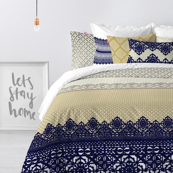 Povlak na peřinu z čisté bavlny Happy Friday Embroidery,140x200cm
