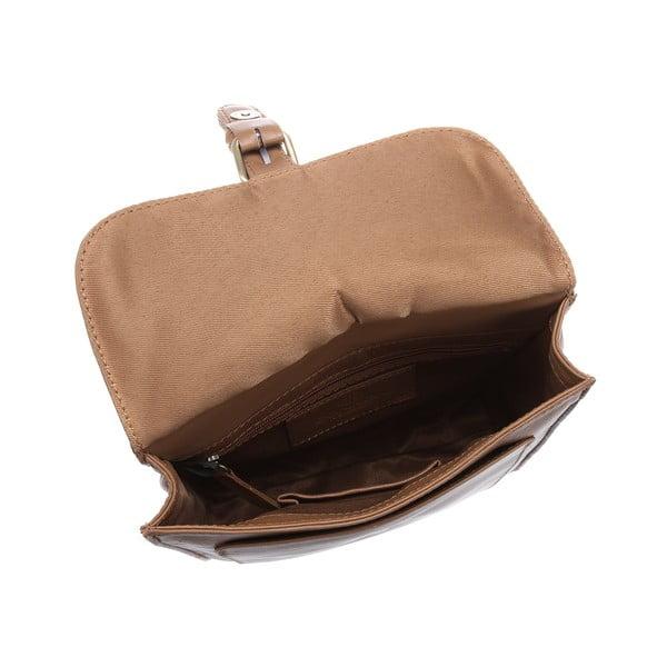 Dámská kožená taška Seraphina Biscuit