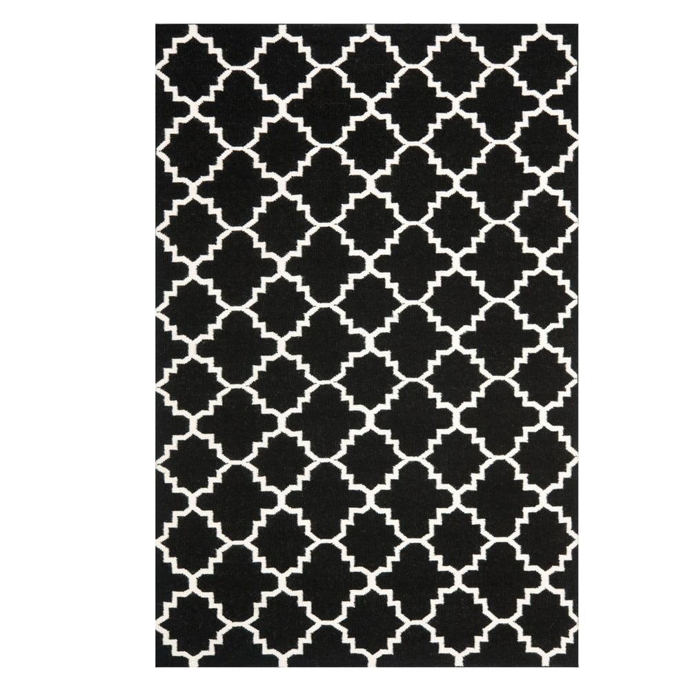 Vlněný koberec Safavieh Darien, 152 x 243 cm