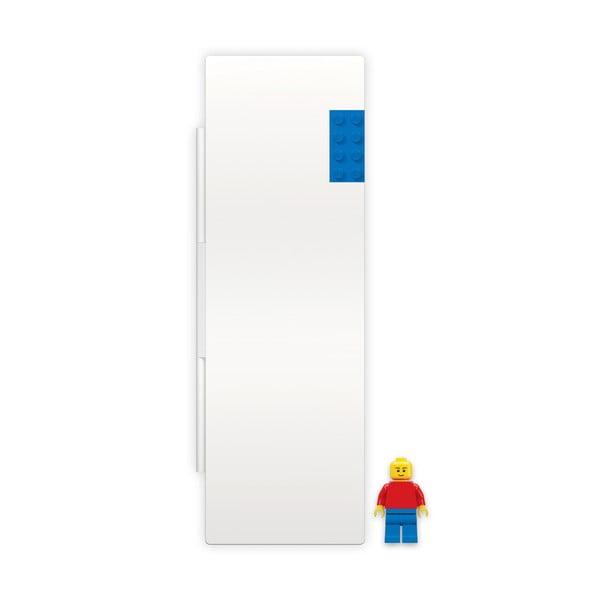 Puzdro na perá s minifigúrkou na modrom podstavci LEGO® Stationery