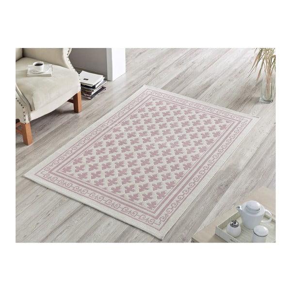 Bavlněný koberec Lasto Rose Syro, 60 x 90 cm