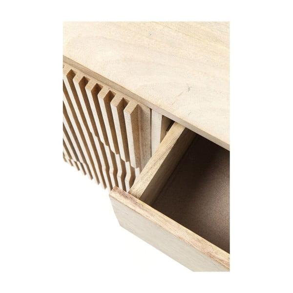 Komoda z mangového dřeva Kare Design Echo