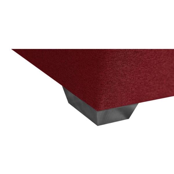 Červená sedačka Interieur De Famille Paris Succes, levý roh