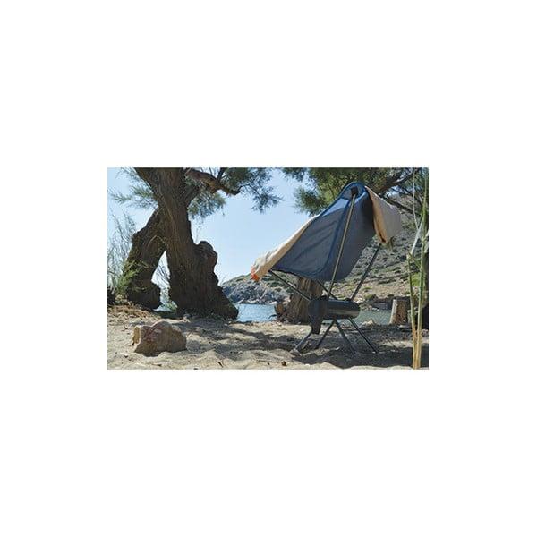 Skládací plážové lehátko Tuna Tuku, modré