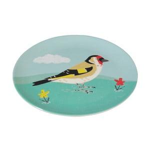 Melaminový talíř Rex London Goldfinch