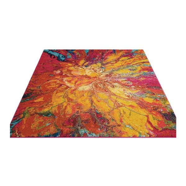 Koberec Nourison Celestial Cayen, 221 x 160 cm