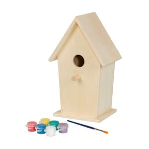 Budka pro ptáky Painting