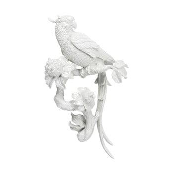 Decorațiune de perete Kare Design Flowers, alb de la Kare Design