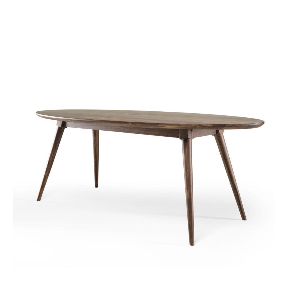 Jídelní stůl z ořechového dřeva Wewood - Portuguese Joinery Ines, délka220cm