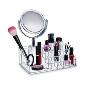 Organizator cosmetice cu oglindă Domopak Make Up