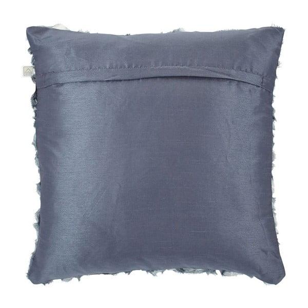 Polštář Lucus Blau, 45x45 cm