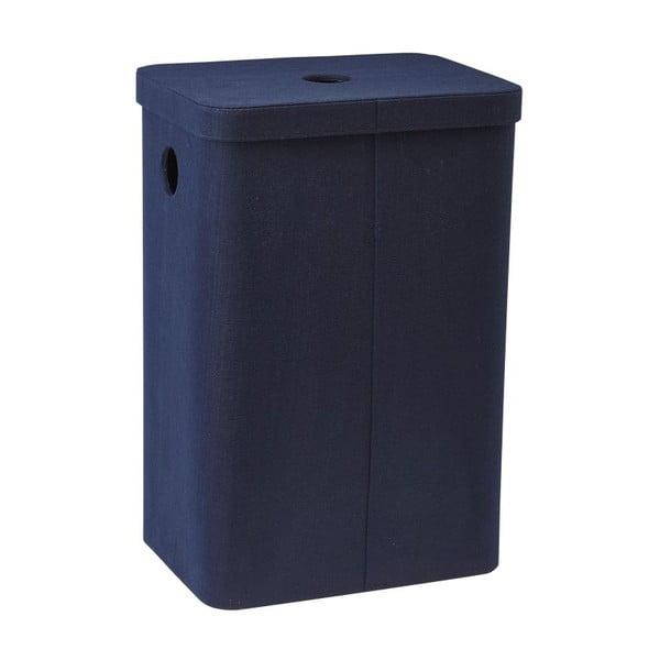 Koš na prádlo Imago Navy, 40x60 cm