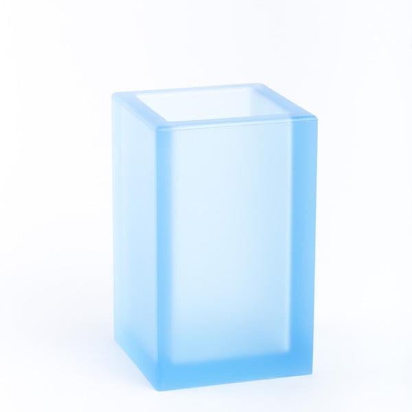 Kelímek na zubní kartáčky Ivasi Light Blue