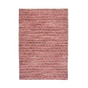 Vlněný koberec Bedford Red, 160x230 cm