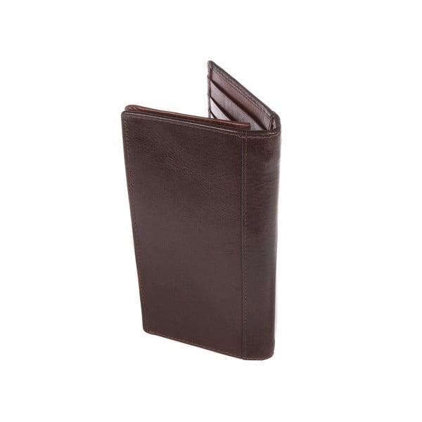 Kožená peněženka Westminster Chestnut