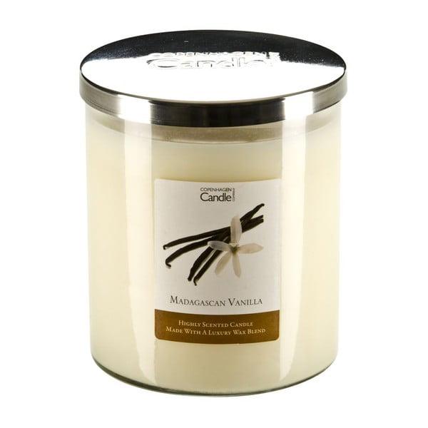 Aroma svíčka s vůní vanilky Copenhagen Candles  Madagascan, doba hoření 70 hodin