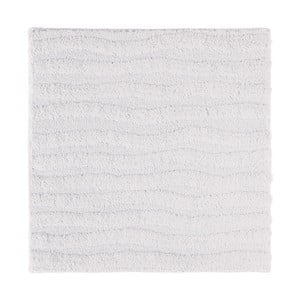 Bílá koupelnová předložka Aquanova Taro, 60x 60cm