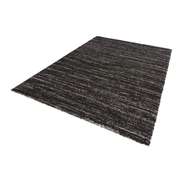 Tmavě šedý koberec Mint Rugs Nomadic, 120 x 170 cm
