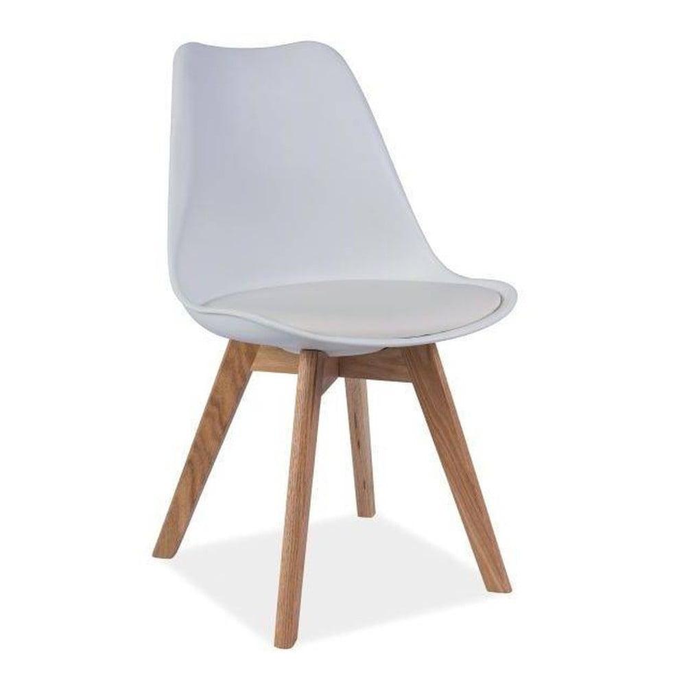 Bílá židle Vivir Guay
