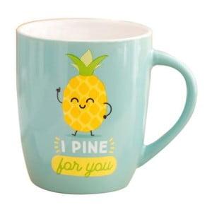 Porcelánový hrníček Mr. Wonderful I Pine For You, 300ml