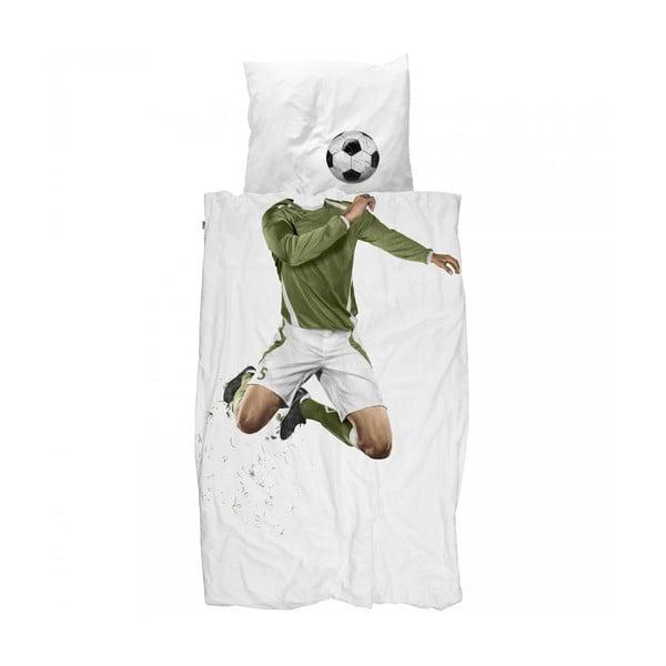 Povlečení Snurk Soccer Champ, 140x200cm