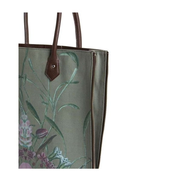 Kabelka Two Tote Inverted Brown