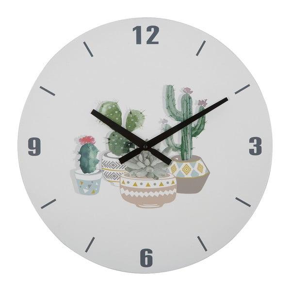 Nástěné hodiny Mauro Ferretti Orologio Cactus, ⌀38cm