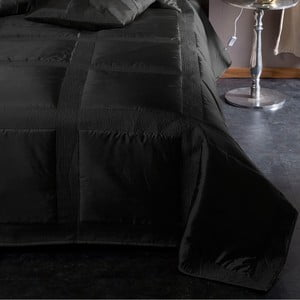 Přehoz přes postel Montana Black, 220x270 cm
