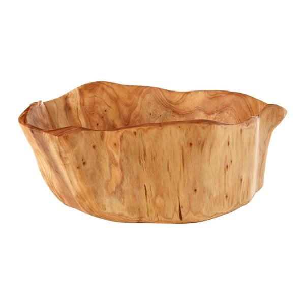 Misa z drewna cedrowego Premier Houseware Kora, ⌀ 35 cm