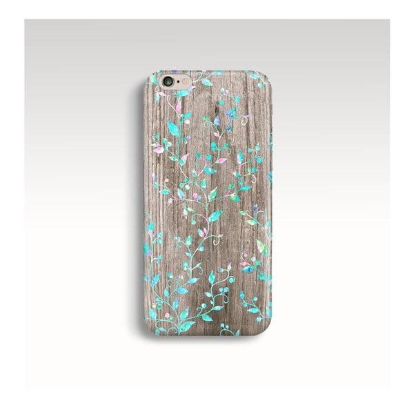 Obal na telefon Wood Blossom pro iPhone 5/5S