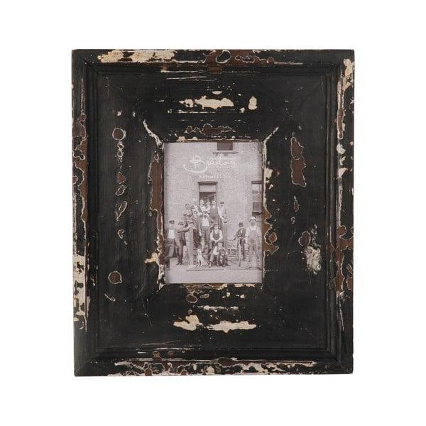 Obraz ve dřevěném rámu, 22 x 26 cm