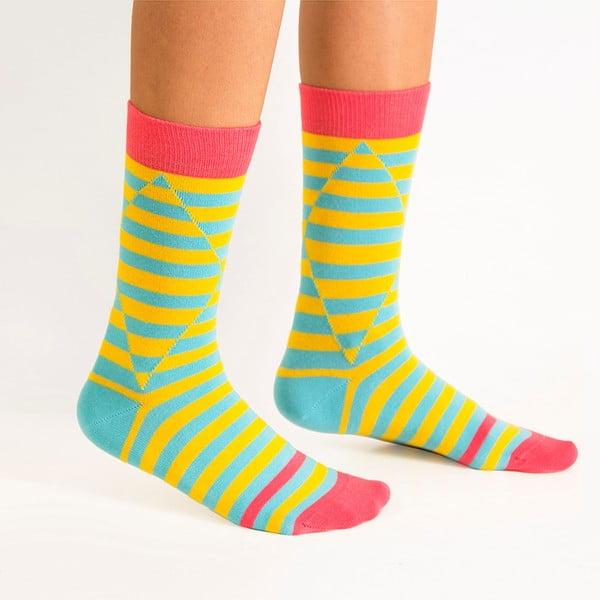 Ponožky Optic Two, velikost 36-40 cm