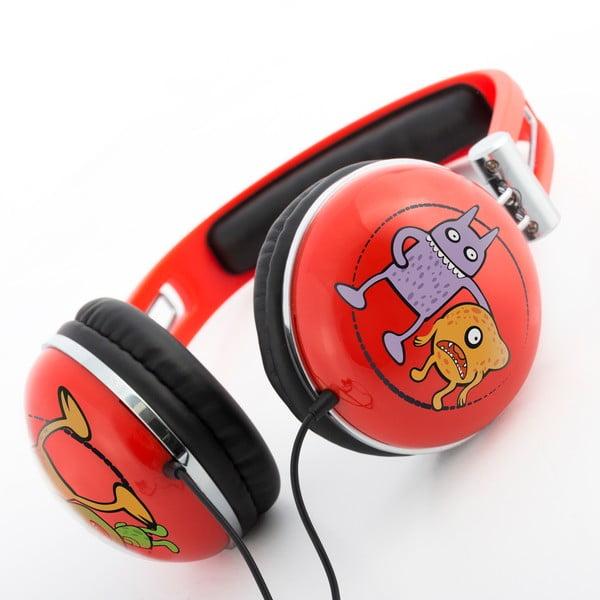 Căști pentru copii InnovaGoods Playz Kids Little Monsters
