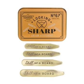 Set întăritoare pentru guler Gentlemen's Hardware Collar de la Gentlemen's Hardware