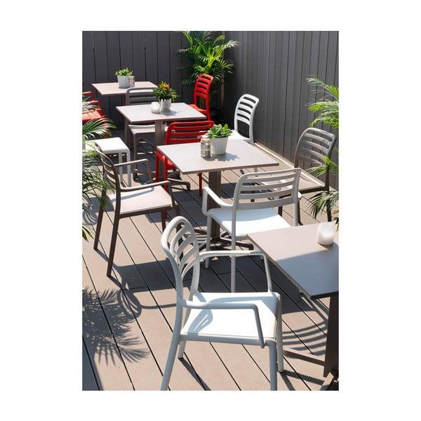 Židle Costa Bianco, bílá