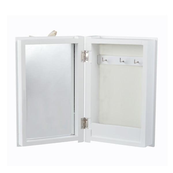 Dřevěná skříňka na klíče Ptačí klícka