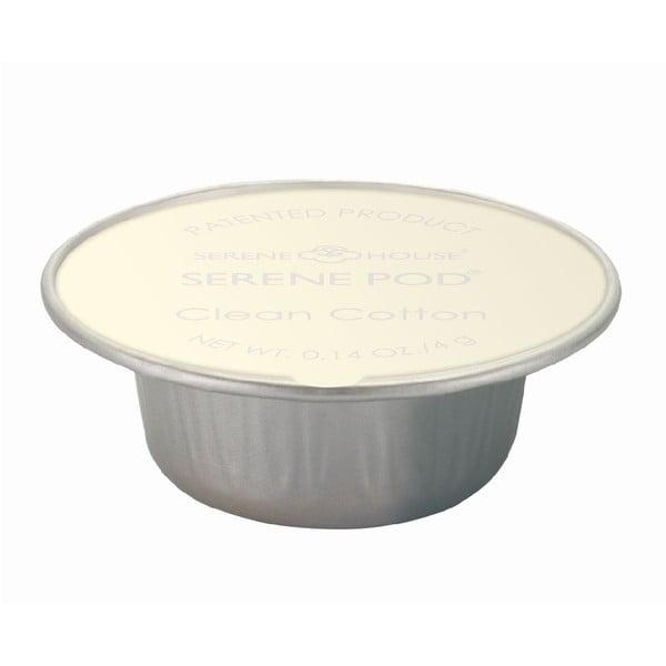 Vonná kapsle Serene Pod S - Clean Cotton, 5 g (6 ks)