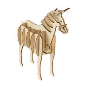 Dřevěné 3D puzzle Le Studio Horse
