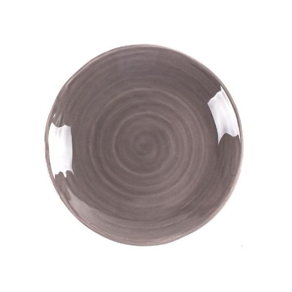 Dezertní talíř Earth 21 cm, taupe